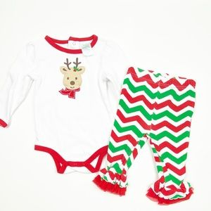 Christmas Baby Clothes 12 Months
